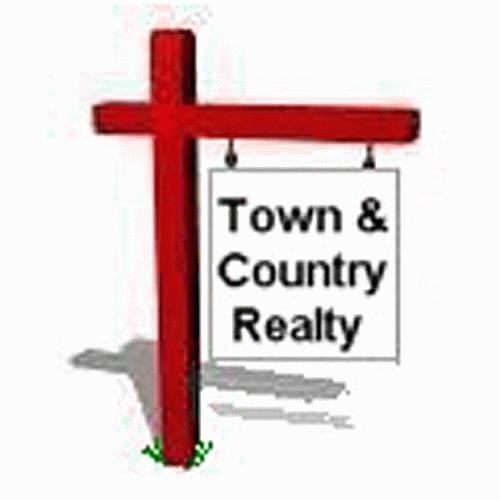 TOWN & COUNTRY REALTY/WOODRUFF Logo