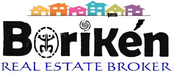 Borikén Real Estate Logo