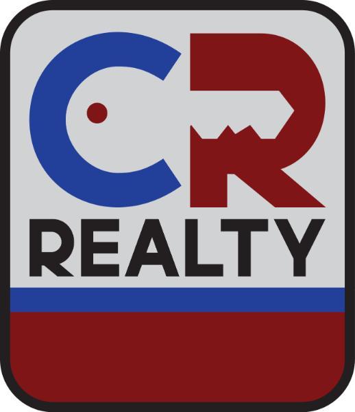 CR REALTY Logo