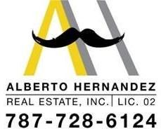 ALBERTO HERNANDEZ REAL ESTATE, INC Logo