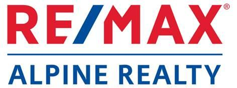 RE/MAX ALPINE REALTY Logo