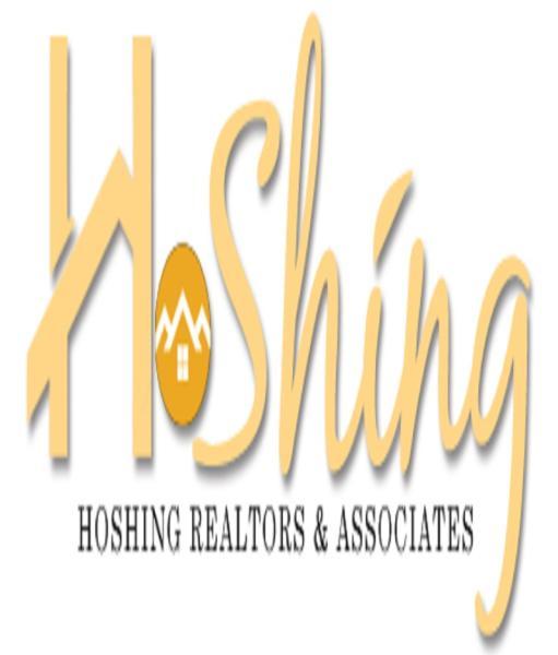 HoSHING REALTORS & ASSOCIATES Logo