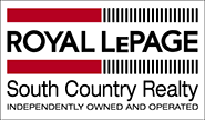 ROYAL LEPAGE SOUTH COUNTRY Logo