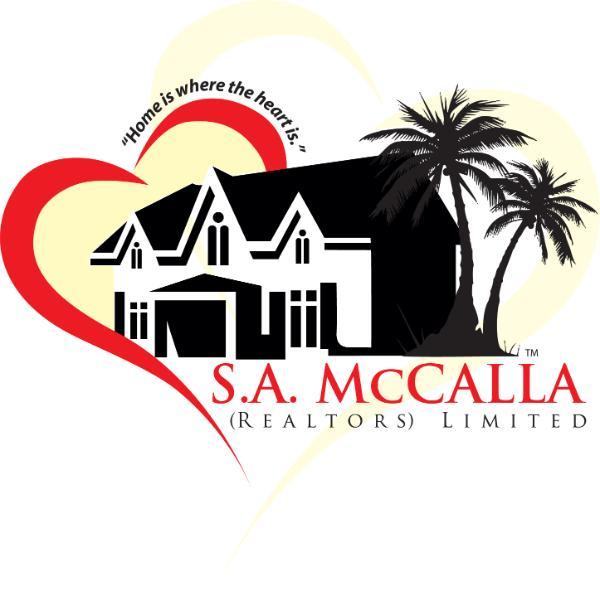 S A MCCALLA REALTORS Logo