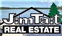 JIM TAIT REAL ESTATE/BLDR JCT Logo