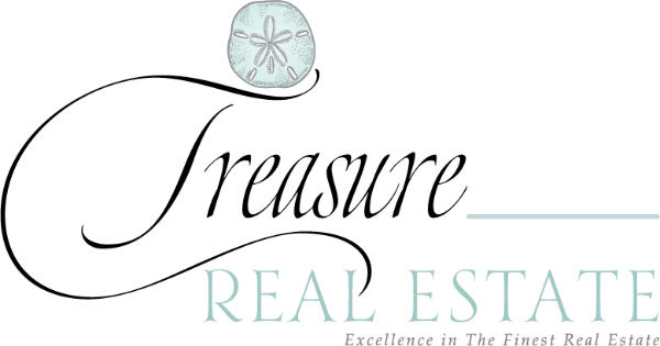 TREASURE REAL ESTATE Logo