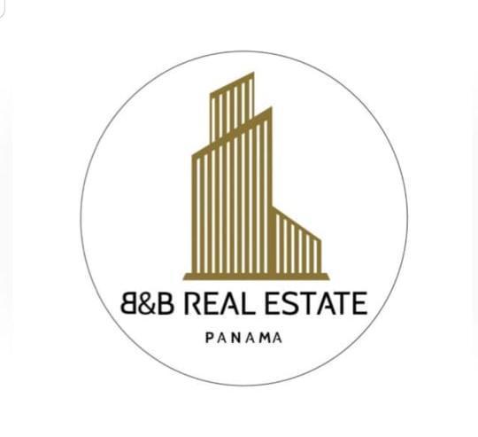B&B REAL ESTATE PANAMA Logo