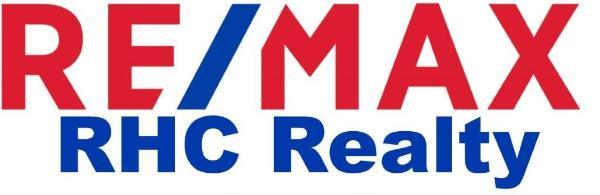 RE/MAX RHC Realty Logo