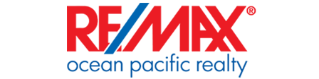 RE/MAX Ocean Pacific Realty (CX) Logo