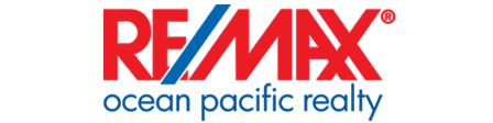 RE/MAX OCEAN PACIFIC REALTY (CX) Logo