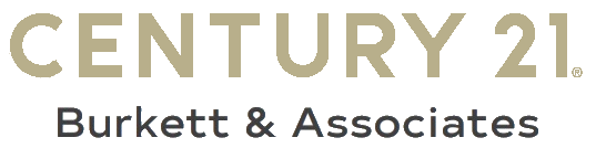 CENTURY 21 BURKETT - THREE LKS Logo
