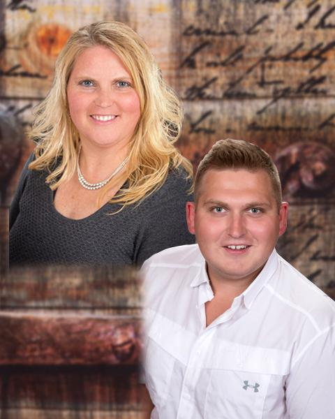 Janel And Sam Pagels Team Agent Photo