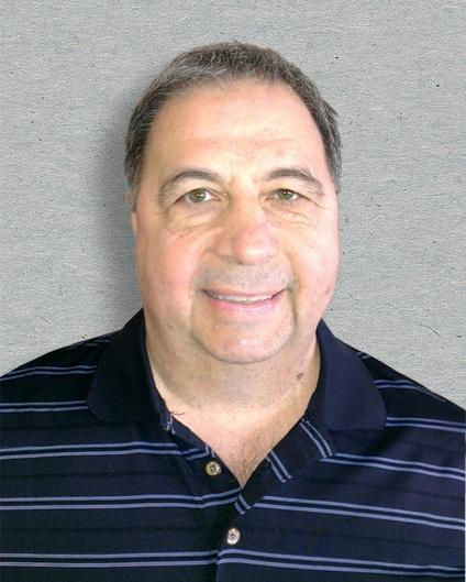 Frank Salituro Agent Photo