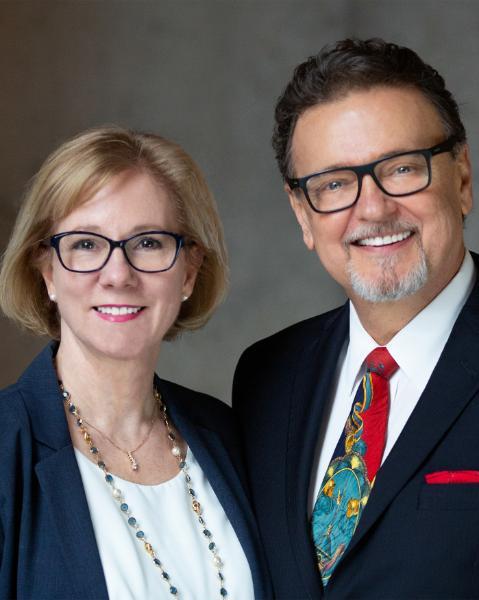 Frank & Wendy Berke Agent Photo