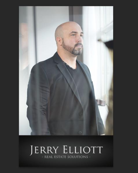 Jerry Elliott Agent Photo