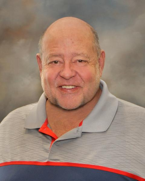 Jerry Burkett Agent Photo
