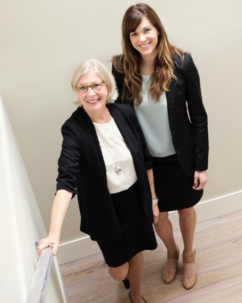 Randi & Stephanie Agent Photo