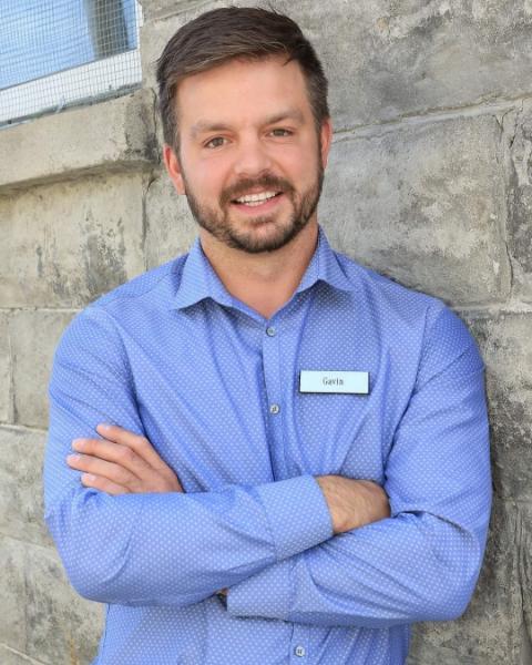 Gavin Thomas Agent Photo