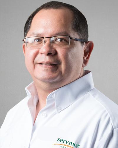 Rodrigo Araúz Agent Photo