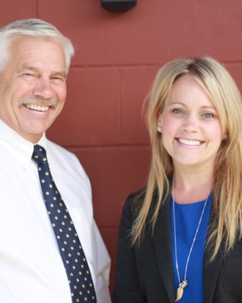 Ken Janicki & Kelli Anderson Agent Photo