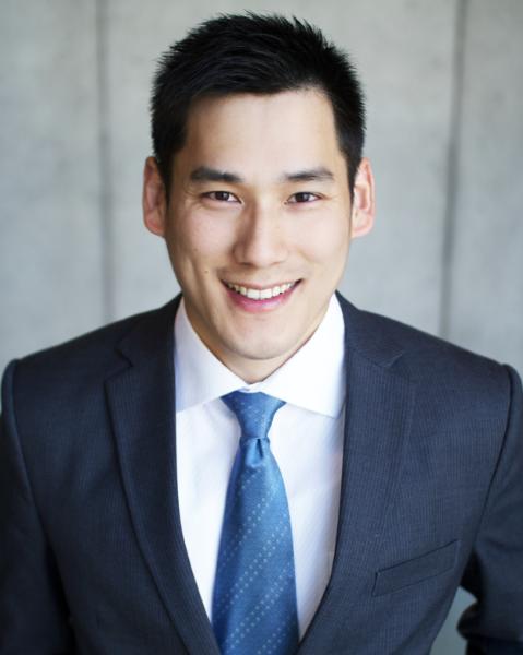 Daniel Hsu Agent Photo