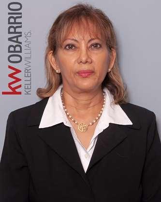 Sara Tribaldos Agent Photo