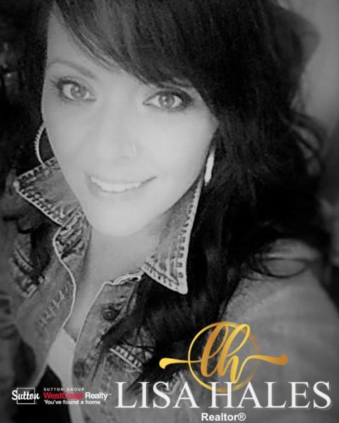 Lisa Hales Agent Photo